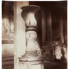 Candelabro de la Iglesia de los Santos Nereo y Aquiles en Roma