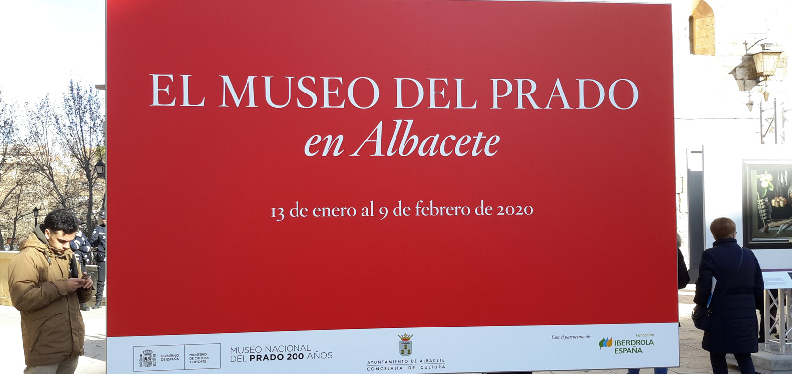 Didactic Exhibition: The Prado in Palencia