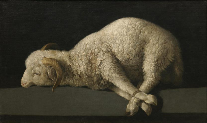 Agnus Dei (photographic reproduction)