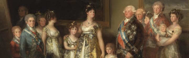 S. XIX. Carlos IV, Fernando VII, Isabel II