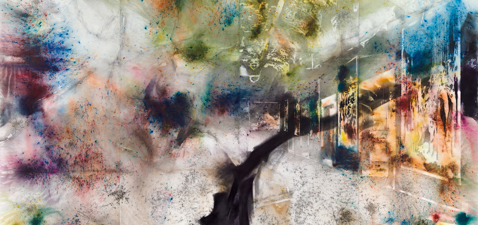 The spirit of painting cai guo qiang at the prado for The art of painting