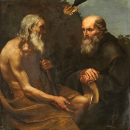 San Pablo y San Antonio, ermitaños
