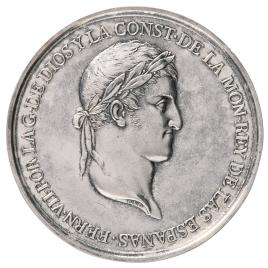 Promulgación de la Constitución en Cádiz, 1812
