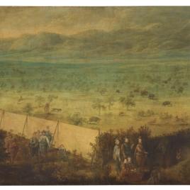 Cacería de Felipe IV