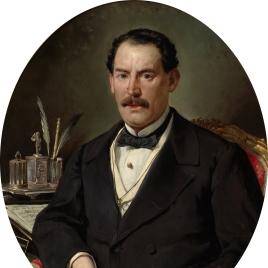 Retrato de caballero (Urbano Aspa)