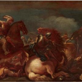 La Batalla de San Quintín