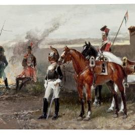 Lanceros franceses