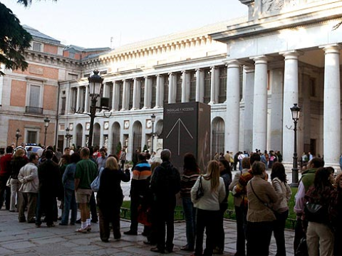 La Noche y el Día de los Museos: Arte para todos