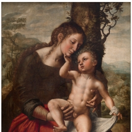 The Virgin and the Child