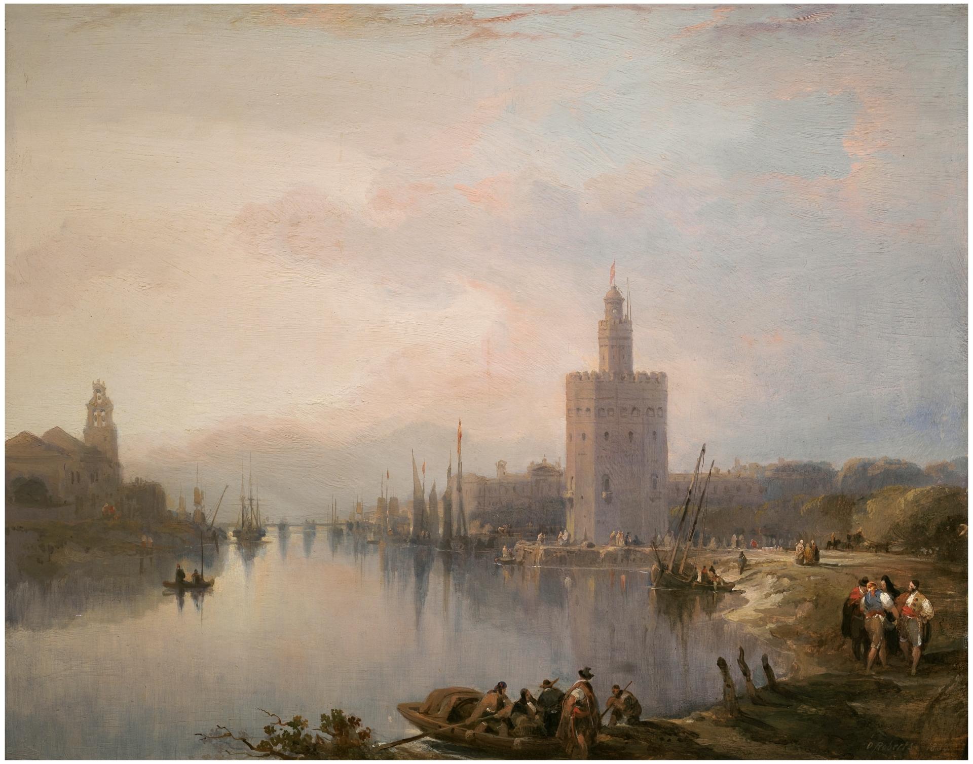 La Torre Del Oro Coleccion Museo Nacional Del Prado