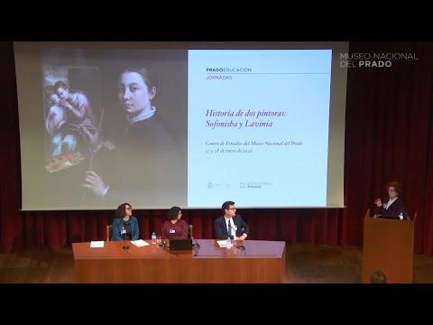 """Debate """"Historia de dos pintoras: Sofonisba y Lavinia"""" (tarde del 27 de enero)"""