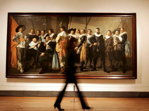Inaugurada la exposción <em>Holandeses en el Prado</em>