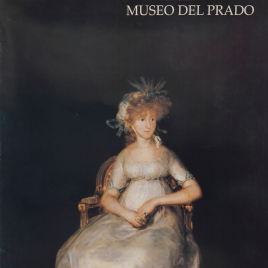 La Condesa de Chinchón [Material gráfico] : Francisco de Goya / Museo Nacional del Prado.