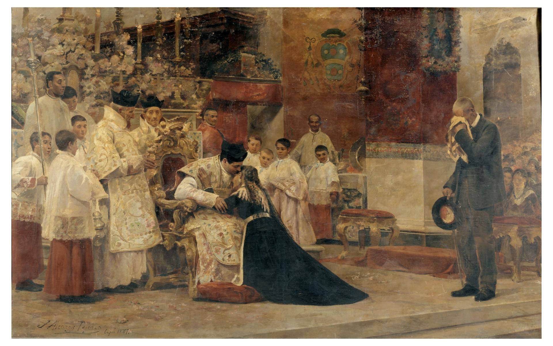 Image result for José Alcázar Tejedor, 1887