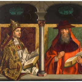 Saints Gregory the Great and Jerome