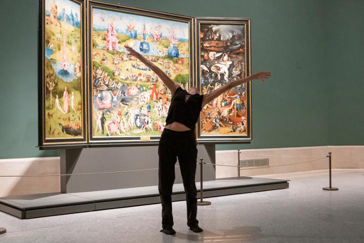 El Museo Nacional del Prado acoge a los coreógrafos más admirados de la escena contemporánea para celebrar su 201 aniversario