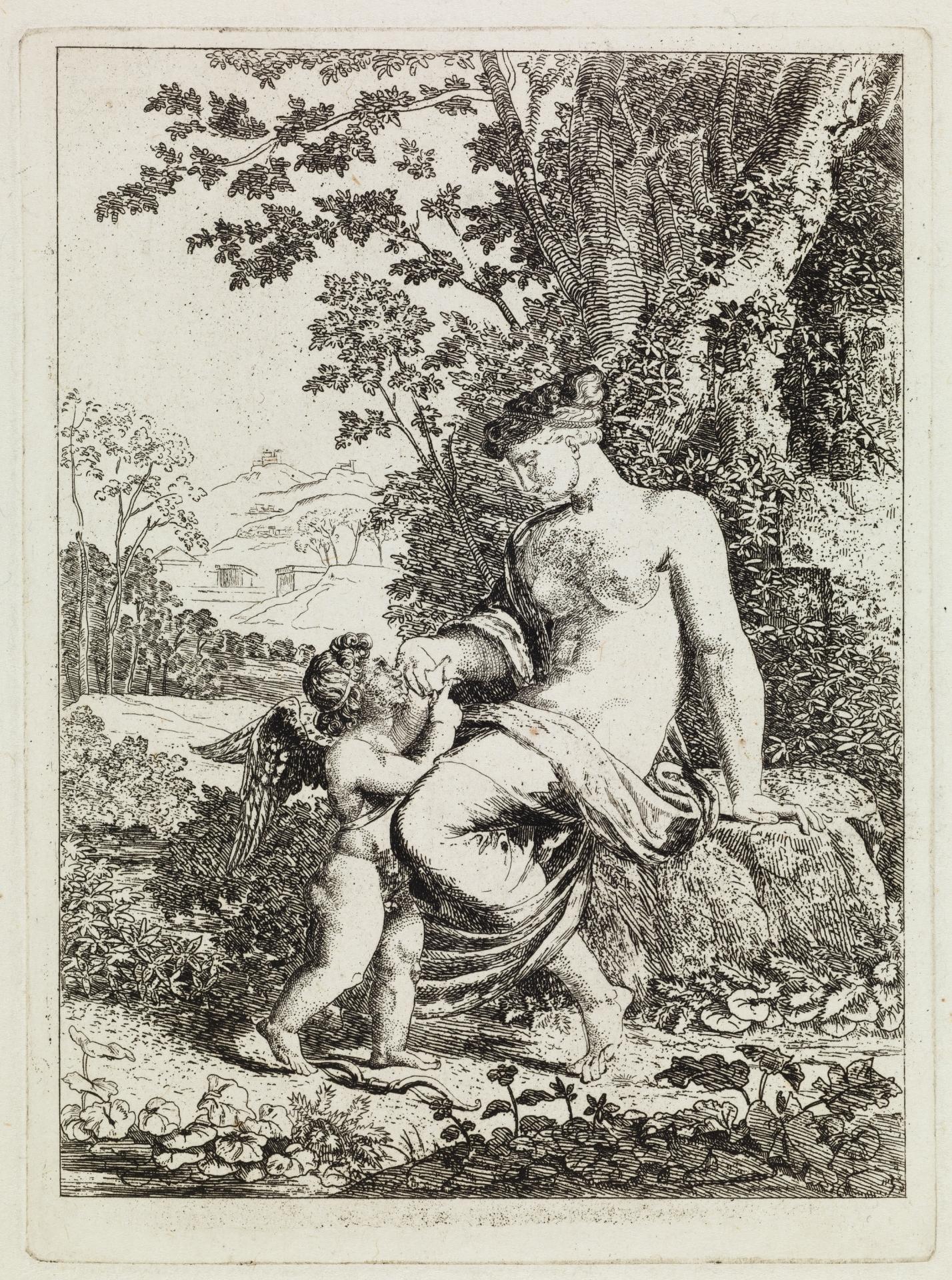 Eros Del Museo Reprendido Nacional Afrodita Por Colección Prado kwON8PXZn0
