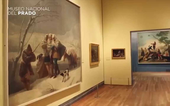 Goya in Madrid. The exhibition in the Prado Museum
