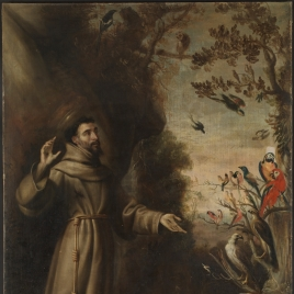 Saint Francis Preaching to the Birds