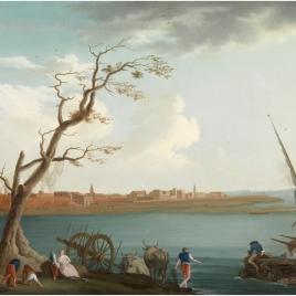 Vista de Puerto Real por el Este