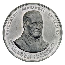 A Baldomero Fernández Espartero