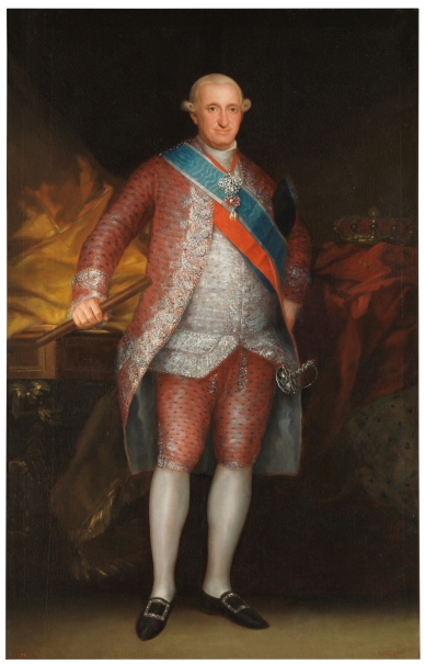 Carlos IV - Colección - Museo Nacional del Prado
