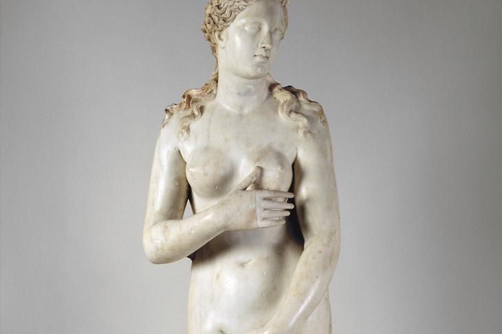 Venus del delfín, Taller romano