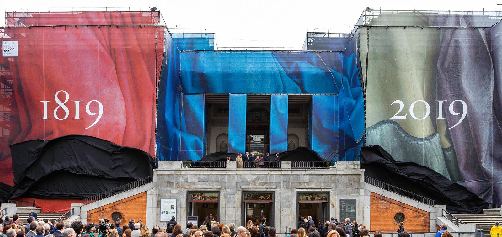 Actos de apertura del Bicentenario