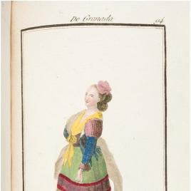 Gitana de Granada