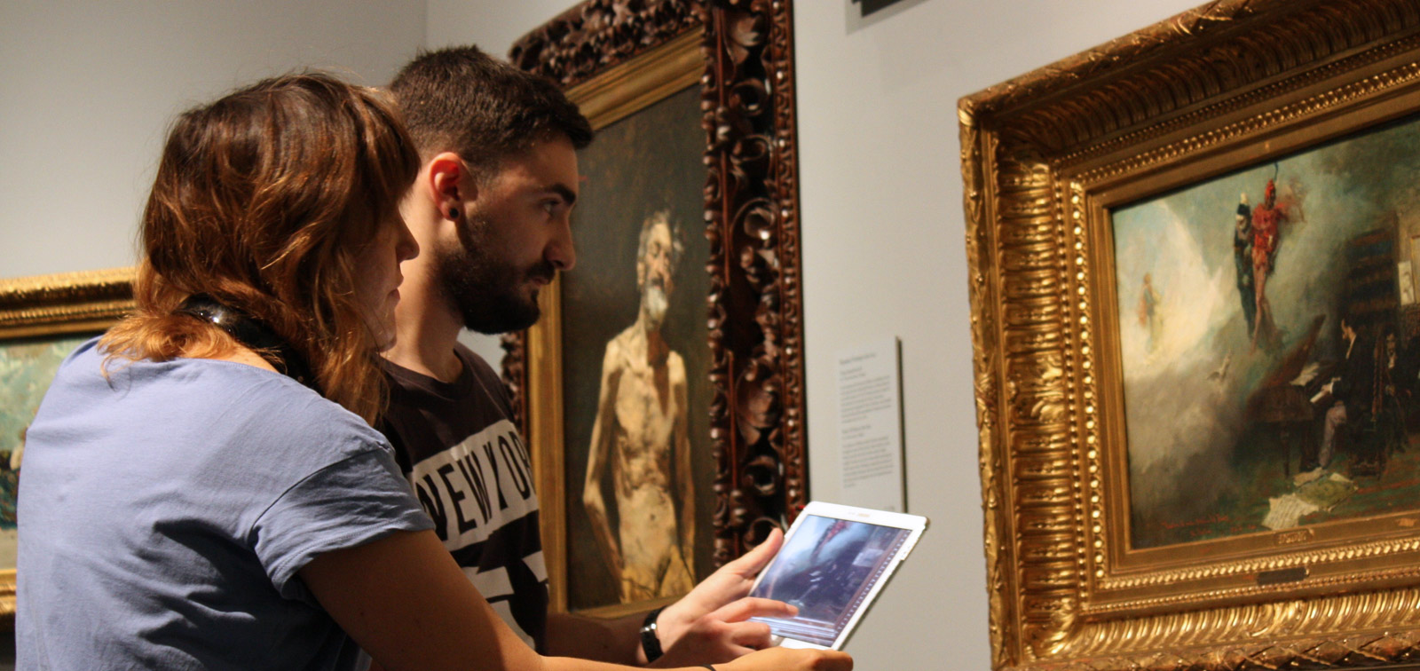 Beca 2021 Beca Fundación María Cristina Masaveu Peterson - Museo del Prado. Nuevas tecnologías aplicadas a la educación