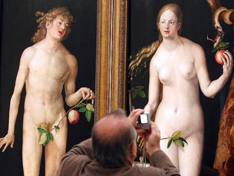 La resurrección de <em>Adán y Eva</em>