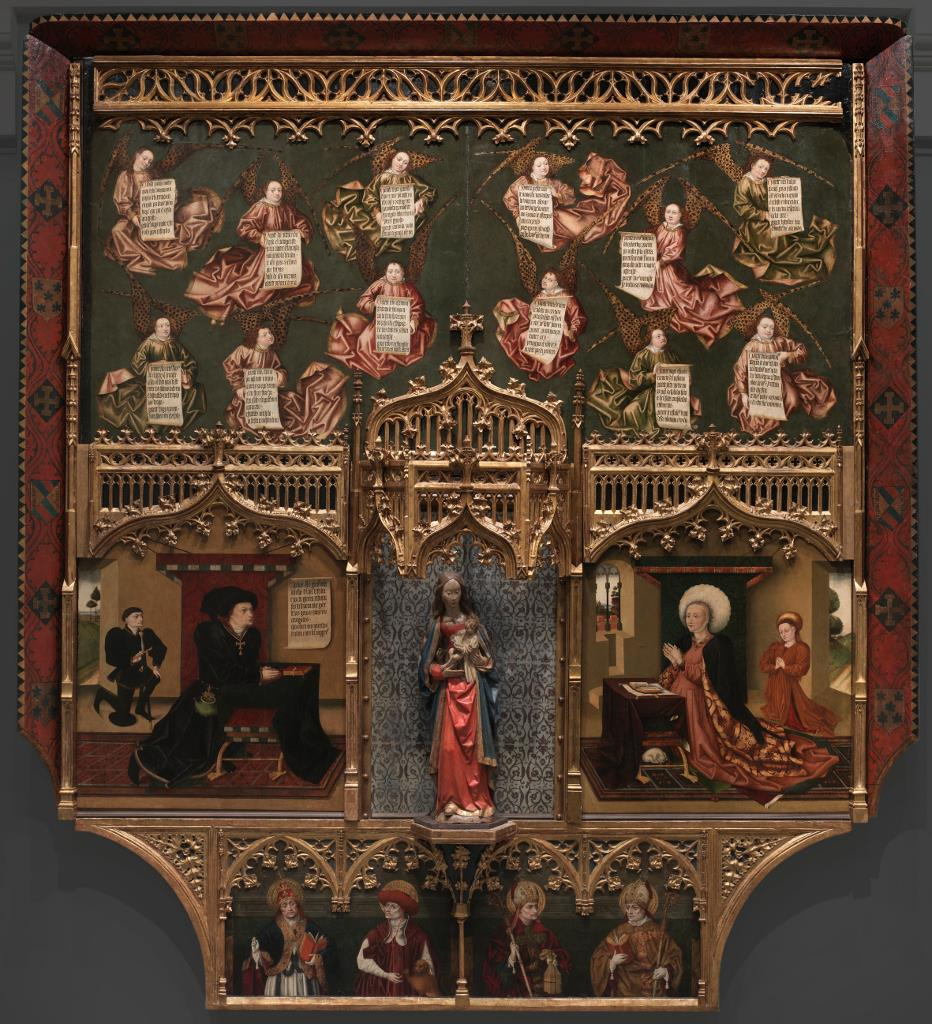 The Museo del Prado will be exhibiting the first documented Hispano-Flemish painting by a Castilian artist for a period of ten years