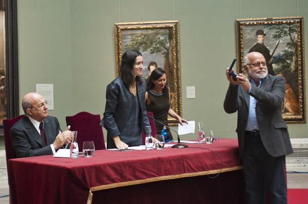 El artista portugués Artur Barrio recibe el Premio Velázquez de Artes Plásticas 2011