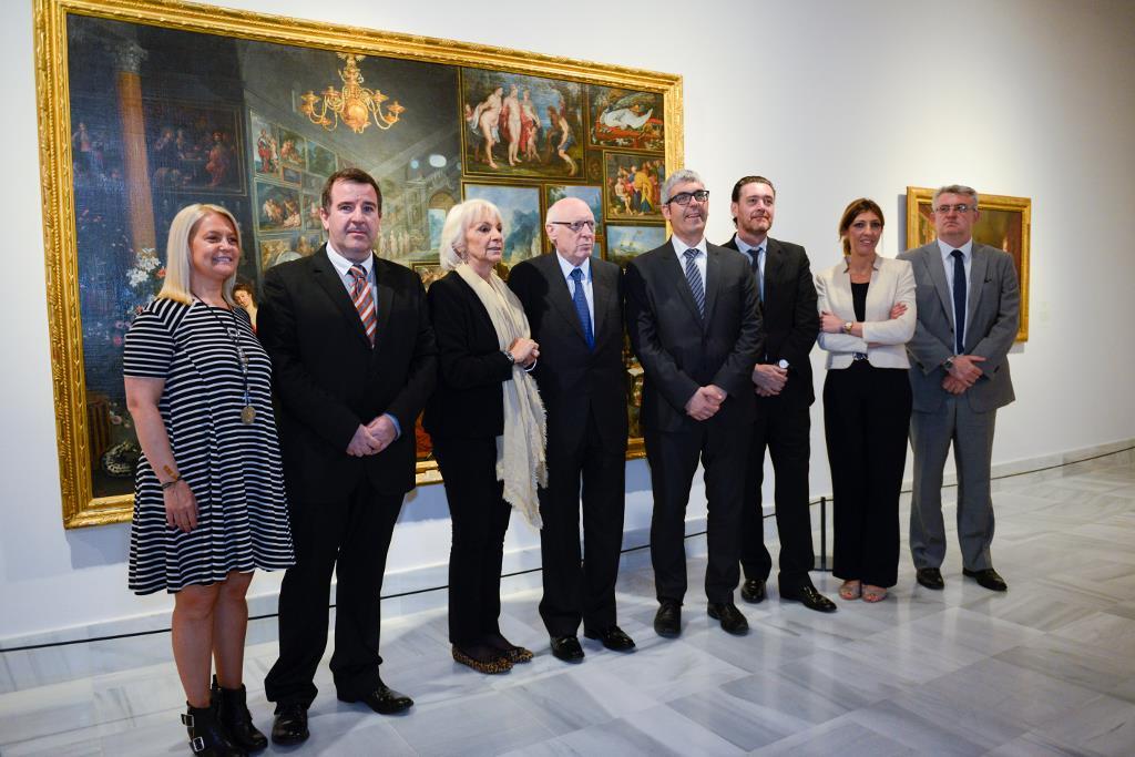 """El Prado, la Fundación Cajasol y la Obra Social """"la Caixa"""" presentan """"Los objetos hablan. Colecciones del Museo del Prado"""" en Cádiz"""