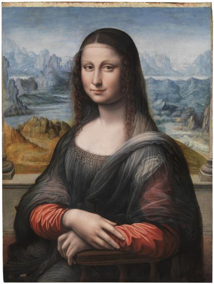 The Mona Lisa (Didu reproduction)