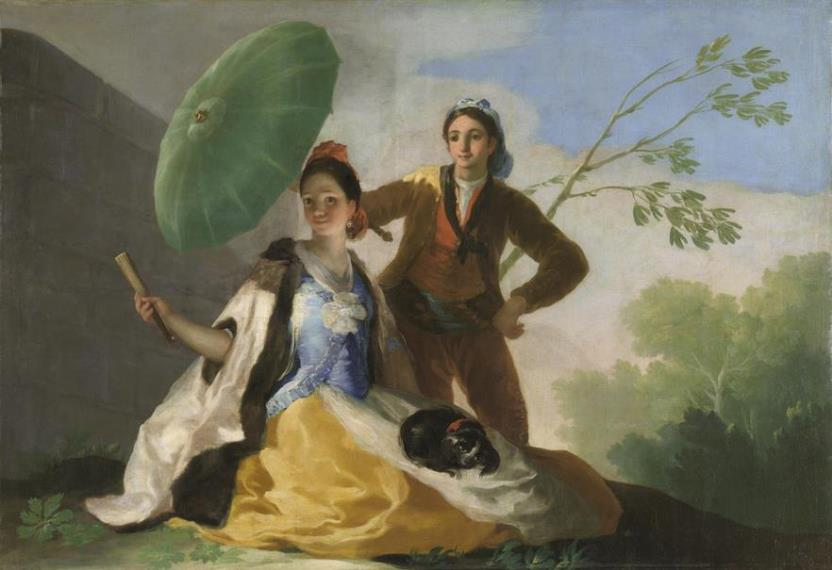 The parasol (Didu reproduction)