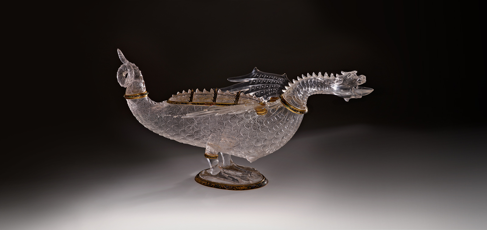 Arte transparente. La talla del cristal en el Renacimiento milanés