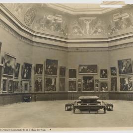 Museo del Prado, sala de la reina Isabel II