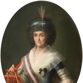 María Luisa de Parma, Queen of Spain