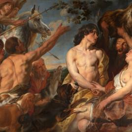 Meleagro y Atalanta
