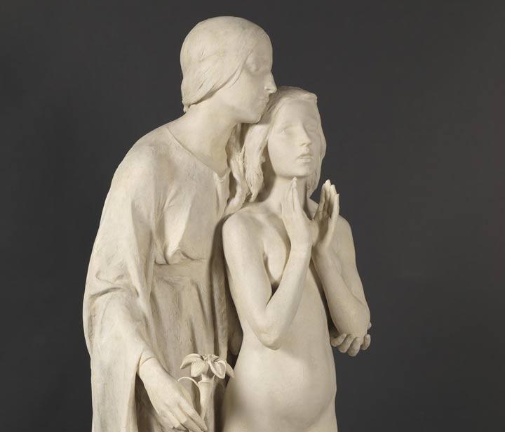 Miguel Blay, fotografías de escultura y álbumes familiares