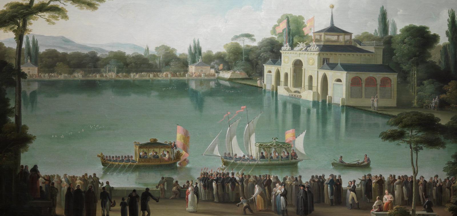 <em>El Gabinete de descanso de Sus Majestades, o cómo evocar los orígenes del Museo a través de una exposición</em>