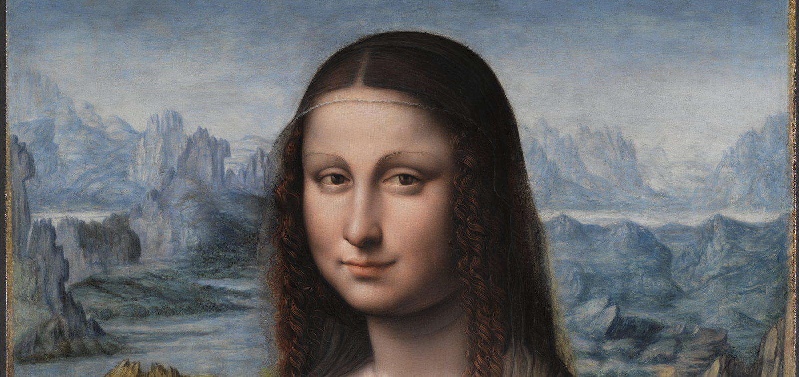 Temporary display: La Gioconda, Leonardo's atelier