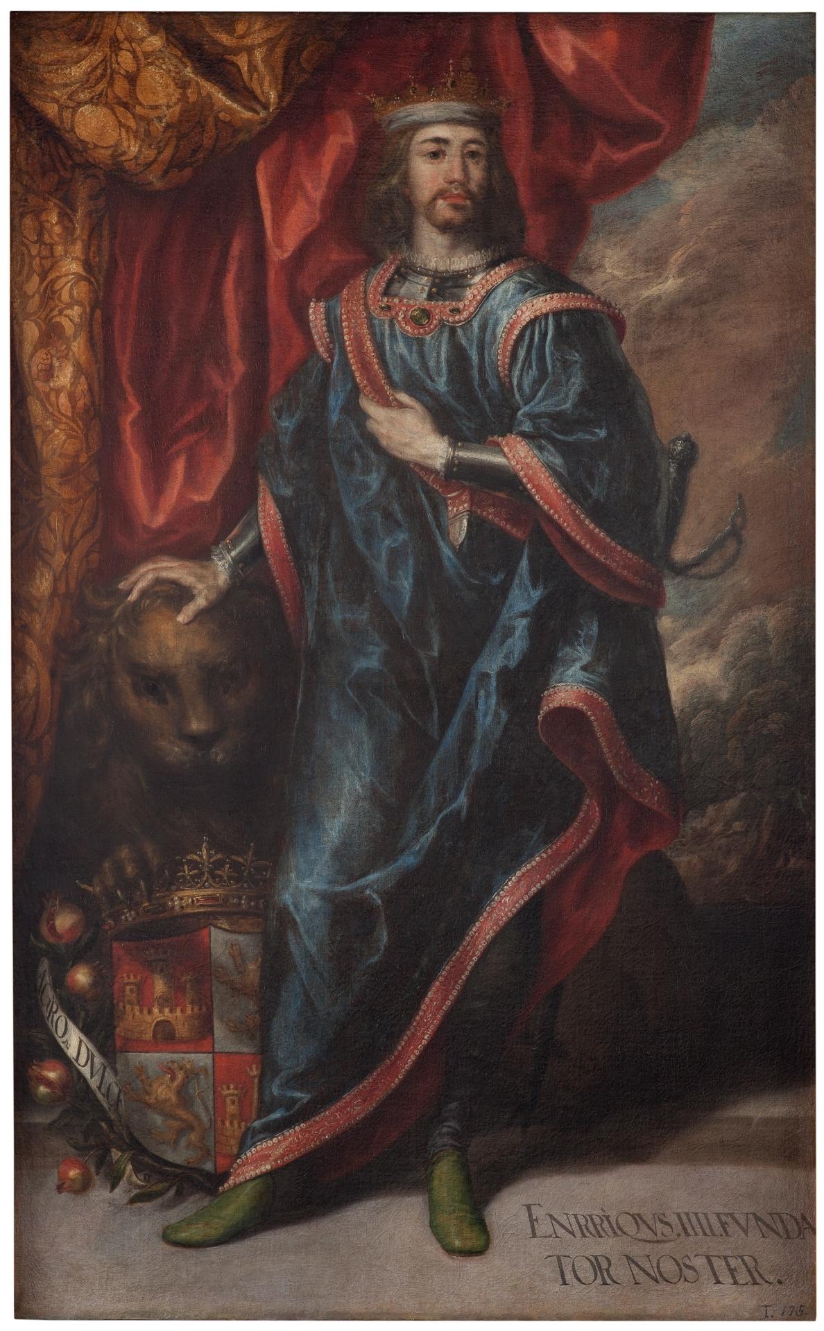 Enrique IV - Colección - Museo Nacional del Prado