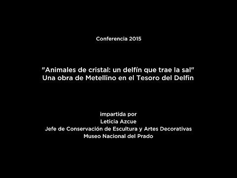 Conferencia: Animales de cristal: un delfín que trae la sal