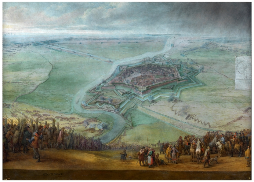 The Siege of Gravelines