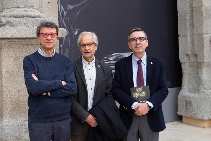 """Presentación de la exposición """"No se puede mirar"""", una colección de dibujos de El Roto"""