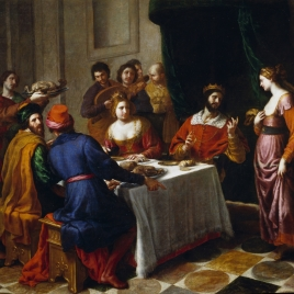 La mesa de Herodes o El baile de Salomé