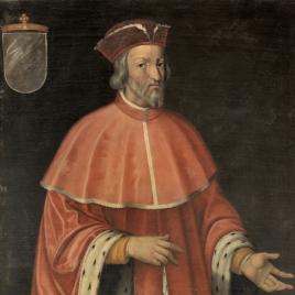 Fortunio Ximénez, conde de Aragón