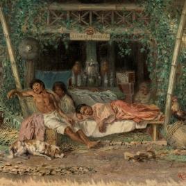 La siesta (Estanco nacional)